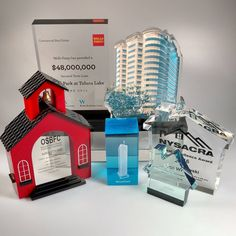 """""""If a building becomes architecture, then it is art"""" - Arne Jacobsen Lucite can be transformed into the structure of your dreams with custom shapes, laser engraving and embedments. Toluca Lake, Arne Jacobsen, Laser Engraving, Bookends, Dreaming Of You, Dreams, Shapes, Architecture, Building"""