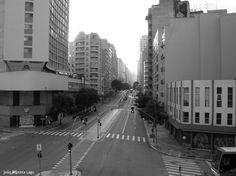 São Paulo, le  01/01/2016 - Avenida São João. Photo: Joao Baptista Lago