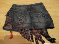Mini Skirt Punk Issue by Baby $kin (Part. I)