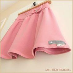 Skirt tutorial (French)