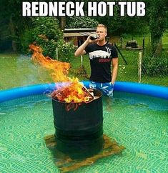 You probably never considered this before, but you have to be in awe of redneck engineering. Here is a special selection of the most funny and crazy examples of redneck engineering. Really Funny Memes, Stupid Funny Memes, Funny Laugh, Funny Stuff, Hilarious, Random Stuff, Funny Images, Funny Photos, Funny Jokes