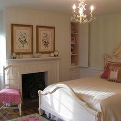 Traditional Home Bedroom Design Design Ideas, Pictures, Remodel, and Decor - page 6