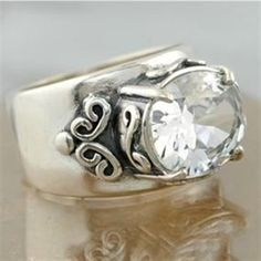 .925 Sterling Silver Jewelry - We call it Eye Candy! #silverjewelry #SterlingSilverJewellery #SilverJewelry