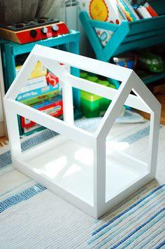 Łóżeczko dla lalek – HOUSE BED   Tere fere kuku…