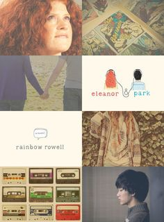 Eleanor and Park by Rainbow Rowell Eleanor And Park Movie, Fanart, Ya Books, Good Books, John Green Books, Beloved Book, Rainbow Rowell, Asian Kids, Parks N Rec