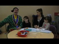 Fun and silly cast preparation video for young children - explaining the process, step-by-step, in a fun way.