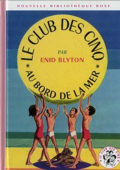 Club des cinq au bord de la mer par BLYTON, ENID