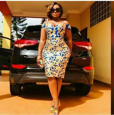 These classy Ankara styles will make you locate your tailor; if you want to turn heads at the next event you attend, then you need these Ankara styles to make a difference African Fashion Ankara, African Inspired Fashion, African Print Dresses, African Print Fashion, African Dress, African Attire, African Wear, African Women, African Outfits