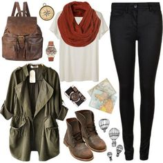 polyvore cute outfits - Google Search