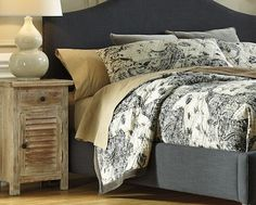Charlowe Accent Cabinet-Nightstand