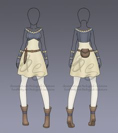 Adoptable: Clothing: 360 (OPEN) by Biological-Solutions