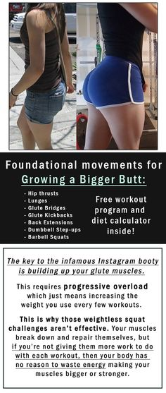 How to build a better butt! First things first, forget about all those 30 day squat challenges. In fact, forget any of your arbitrary length goals you set for yourself. My transformation above took 4 years. Outside of surgery and PEDS, there's no way to cheat muscle growth. And muscle growth is exactly what you need to have a toned bubble butt. Click through to see some of my favorite exercises and diet methods to increase the size and strength of your glutes!