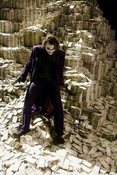 Joker Dark Knight, The Dark Knight Trilogy, 3 Jokers, Dc Comics, Joker Poster, Joker Images, Heath Ledger Joker, Joker Art, Joker Film
