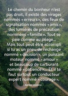 Life Quotes : les plus beaux proverbes à partager : VRAI VRAI - The Love Quotes True Quotes, Best Quotes, Motivational Quotes, Funny Quotes, Inspirational Quotes, Positive Attitude, Positive Quotes, Citation Pinterest, Intuition