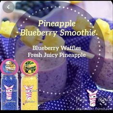 Blueberry Waffles, Sprinkles Recipe, Pink Zebra Home, Pink Zebra Sprinkles, Waffle Recipes, Everything Pink, Spring Recipes, Zebra Stuff, Independent Consultant
