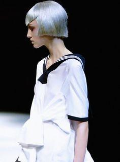 nock-nock-nock: Yohji Yamamoto - S/S 2007