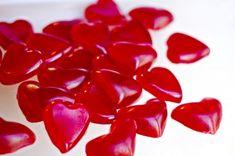 Valentine's Day Heart Homemade Gummies Recipe on Yummly. @yummly #recipe