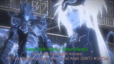 뚜벅이 사랑(Love Strutter) -철이와 미애(Chuli and Miae), 카라스(Karas) SF 애니뮤직비디오(AMV...