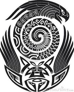Cool Maori Tattoo Designs And Ideas Maori Tattoos, Tribal Tattoos, Bild Tattoos, Marquesan Tattoos, Samoan Tattoo, Tattoo Muster, Tattoo Motive, Arm Tattoo, Sleeve Tattoos