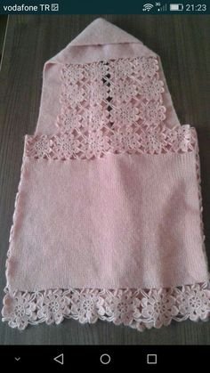 Kika pattern by Olga Buraya-Kefelian Pull Crochet, Crochet Jumper, Crochet Cover Up, Crochet Girls, Crochet Woman, Crochet Blouse, Cotton Crochet, Crochet Lace, Circle Skirt Pattern
