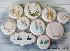 Stella and Dot cookies