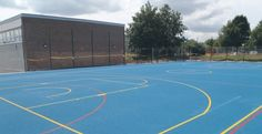 Basketball Surface Dimensions in Lancashire