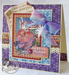 graphic+45+nutcracker+sweet+collection | The purple and blue of the Nutcracker Sweet collection adds a fantasy ...
