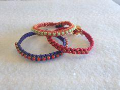 macramè multicolor