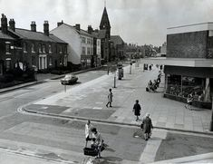 Harborne High Street in a picture dated May 19, 1972