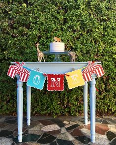 Baby Crafts, Birthday Party Themes, Carnival, Banner, Outdoor Decor, Shop, Instagram, Home Decor, Banner Stands