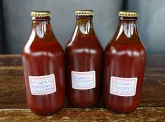 Diy Food Gifts, Hot Sauce Bottles, Salsa, Homemade, Cooking, Winter Time, Preserve, Oil, Olive Tree