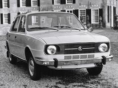 Skoda 105 - 1976