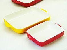 Aliexpress.com의 Home & Garden 제공 Dishes & Plates의 세라믹 식기 직사각형 오븐 전자 레인지 색 유약 interaural 오븐용 접시 쌀 요리