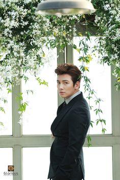 Melting Me Softly-Korean Drama_id-Ji Chang-wook_Subtitle Ji Chang Wook Smile, Ji Chang Wook Healer, Ji Chan Wook, Asian Celebrities, Asian Actors, Korean Actors, Celebs, Empress Ki, Celebrity Magazines