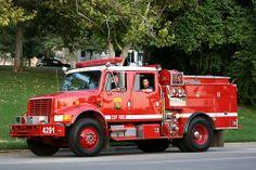 International Fire Truck ★。☆。JpM ENTERTAINMENT ☆。★。