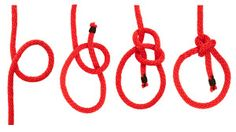 knot series : bowline bend
