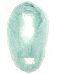 Soft Chevron Sheer Infinity Scarf in Contrasting Colors (Mint/White) Cotton Cantina,http://www.amazon.com/dp/B00D3OG3PQ/ref=cm_sw_r_pi_dp_iR.jsb175MDH5W1S