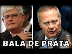 Urgente! Janot insiste PGR quer Renan Calheiros fora do Senado e sem man...