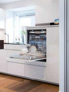 Raised Dishwashers Are More Accessible in the Kitchen   Apartment Therapy #CountryHomeDecorating