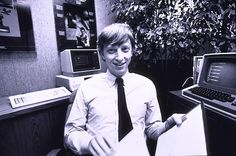 Bill Gates founds Microsoft (1975)