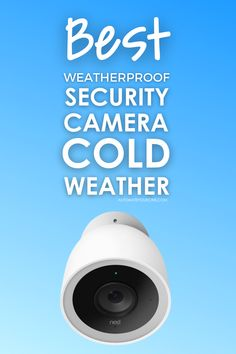 The brutal blasts of Arctic air start coming in, it's time to look for the best weatherproof security camera for cold weather. But whether you're prepared or not, winter is on its way. So, it's important to find a camera that can handle the brutal cold and still have a standard performance rate at the very least. #smartcamera #securitycamera #winter #arcticair #weatherproof Arctic Air, Smart Home Security, Home Camera, Security Camera, Cold Weather, Handle, Winter, Backup Camera, Winter Time