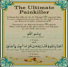 *****THE ULTIMATE PAINKILLER