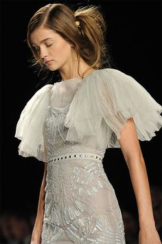 Fashion Badgley Mischka Spring 2013