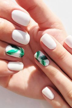 Gel Nail Designs You Should Try Out – Your Beautiful Nails Best Nail Art Designs, Nail Designs Spring, Toe Nail Designs, Simple Nail Designs, Acrylic Nail Designs, Spring Design, Acrylic Nails, Nails Design, Beautiful Nail Art