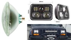Coches Americanos | SEALED BEAM Volvo, Volkswagen, Beams, Renault 5, Classic Cars, Exposed Beams