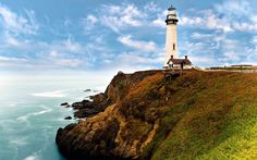 Pigeon Point Lighthouse, California - Sapna Reddy Photography/Getty Images
