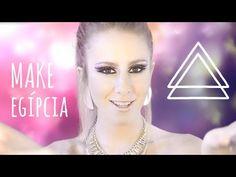 Assista esta dica sobre Make Egípcia - Egyptian Makeup e muitas outras dicas de maquiagem no nosso vlog Dicas de Maquiagem.