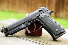 Beretta M9 | Best Handguns You Will Ever Need | https://guncarrier.com/best-handguns/