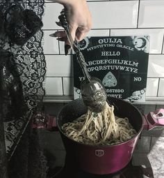 Now I'm hungry. ・・・ 💀 Skulls All Everything! Yay or Nay? Ouija, Gothic Kitchen, Goth Home Decor, Gypsy Decor, Horror Decor, Gothic Furniture, Modern Office Design, Gothic House, Gothic Room