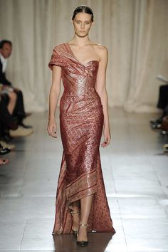 Oh how I love this Marchesa gown Spring 2013